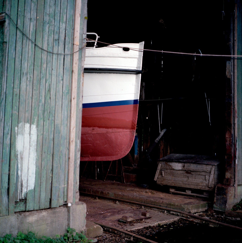 Hidden Ship